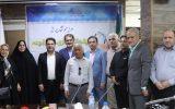 مدیرکل بیمه سلامت خوزستان از پزشکان و دارو سازان نمونه استان تقدیر کرد