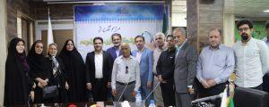 مدیرکل بیمه سلامت خوزستان از پزشکان نمونه استان تقدیر کرد