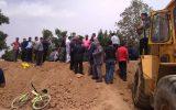 بازدید مدیرکل بیمه سلامت از مناطق سیل زده شهرستان دشت آزادگان