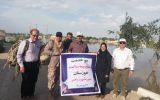 بسیج اداره کل بیمه سلامت خوزستان به مناطق سیل زده استان تیم پزشکی اعزام می کند.
