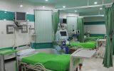 کمبود تخت در بیمارستان گلستان صحت ندارد