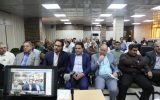 نشست هم اندیشی مسئولان دفاتر پیشخوان دولت در اداره کل بیمه سلامت خوزستان برگزار شد