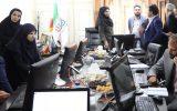 اداره کل بیمه سلامت خوزستان میزبان ارزیابی برنامه عملیاتی منطقه ۴ کشوری در استان