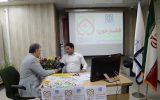 اجرای طرح سنجش کنترل فشار خون در اداره کل بیمه سلامت خوزستان