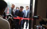 افتتاح ساختمان میز خدمت بیمه سلامت آبادان