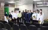 از نیروهای خدماتی شاغل در بیمه سلامت خوزستان تقدیر کرد