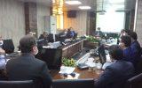 اولین جلسه شورای اداری بیمه سلامت خوزستان در سال ۹۹ برگزار شد
