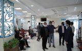 گام بلند بیمه سلامت خوزستان /بهرهمندی بیمه شدگان خرمشهری از خدمات پاراکلینیکی